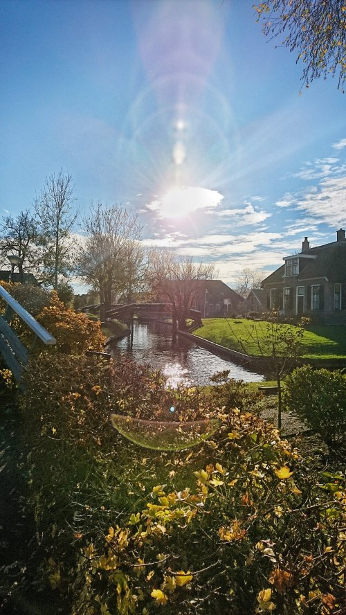 Giethoorn in November