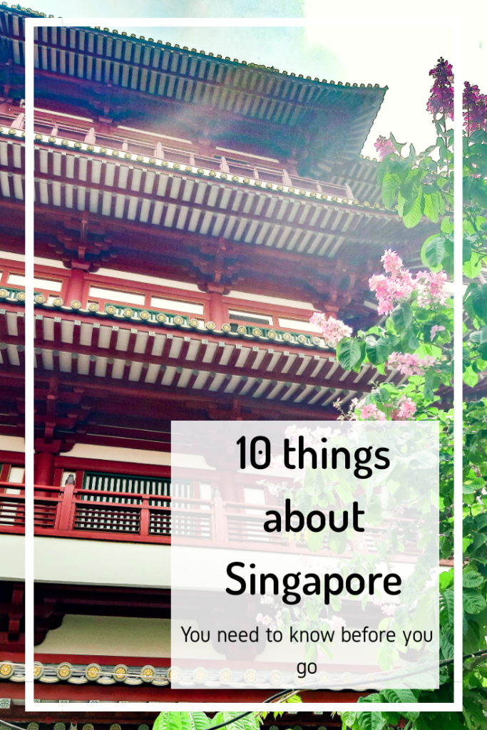 10 things to know about singapore